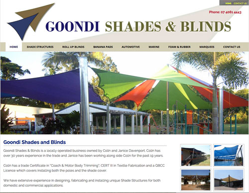 Goondi Shades and Blinds